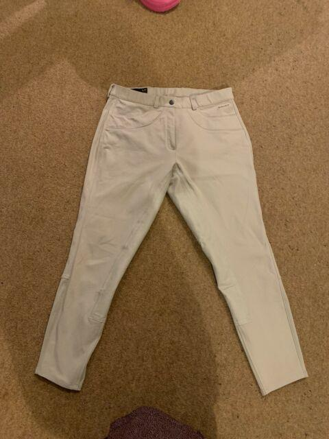 Ariat Olympia Pro Breeches Full Seat Size 34 Beige