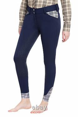 Baker Ladies Pro Silicone Full Seat Breeches