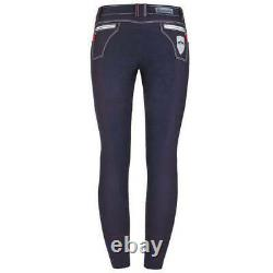 CAVALLO Cadine Full-Seat Breeches Size 24 New with Tags