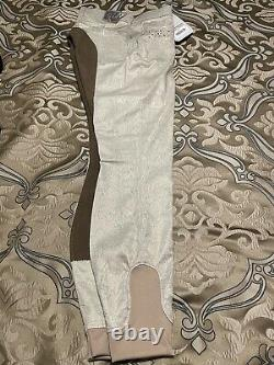 CM equestrian breeches with Bling