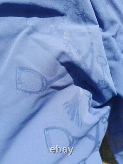 Dove Blue Silicone Full Seat PS of Sweden Breeches
