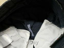 Equiline Donna Full Seat Breeches GRIP Navy Blue IT 42 GB 10
