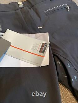 Equiline Full seat Cecile Black Ladies Breeches size 30 US NWT