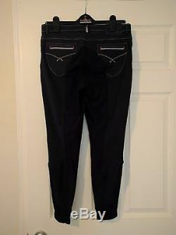 Eurostar Damen Nohra navy full seat breeches, size US 28/Euro 40, new with tags