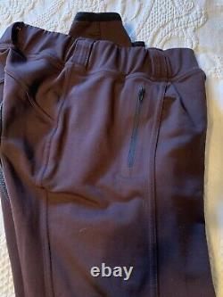 FITS Breeches Performax full seat deerskin Large Excellent condition Burgundy