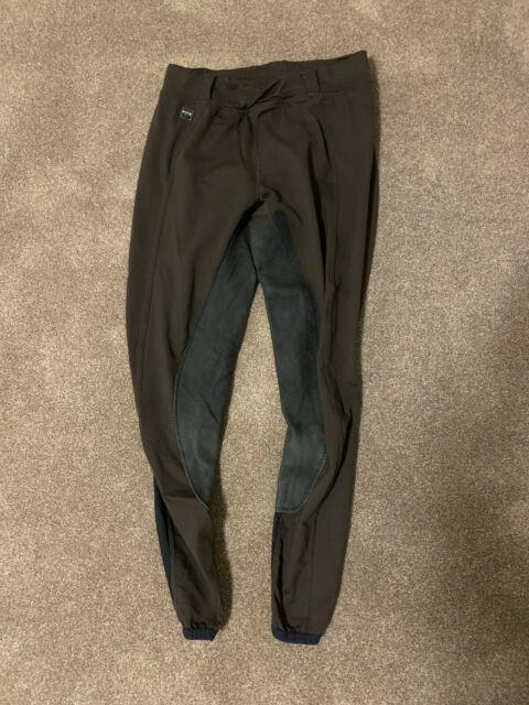 Fits Performax Full Seat Breeches Pre-0wned Size L Brown Free Us Ship