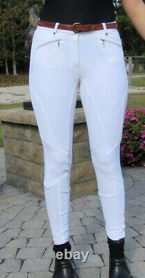 Gala Breech withFull Silicone Leg in Fir, Royal Blue, Wht, Maritime. Great Value