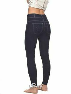 Goode Rider Vogue Full Seat Women's Riding Jeans Breech with Subtle Embroidery