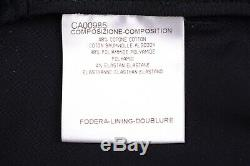 Gucci Equestrian Collection Womens Black Full Seat Riding Breeches Pants IT 40