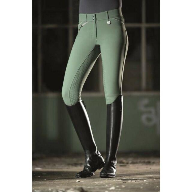 Hkm Piemont Elements Women's Silicone Full Seat Breeches