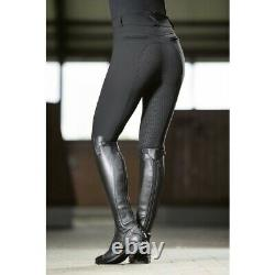 HKM WOMEN Riding breeches -Active fit- silicone full seat 12214