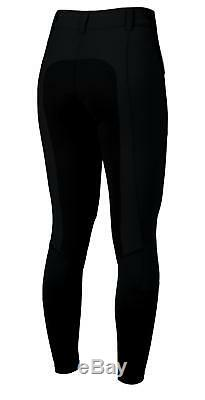 Irideon Ladies Cadence Full Seat Riding Breeches with Gripper Elastic Ankle