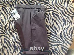 Isabell full seat breeches in chocolate 24R