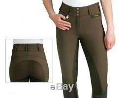 NEW Pikeur Candela McCrown Breeches Full Seat Breeches Size 42 or 30US