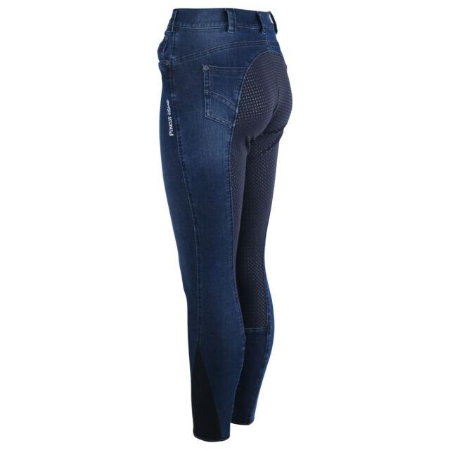 New Pikeur Fayenne Jeans Style Grip Full Seat Breeches 4 Sizes 2 Colours