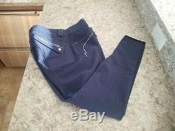 NWOT Fits Finley Full Seat Tread Breeches Size Large