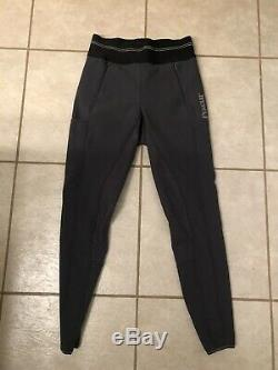 NWOT Grey Pikeur Gia Grip Athleisure Fullseat Winter Lined Breeches 32L