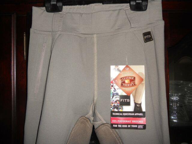 Nwt Fits Performax Full Seat Pull On Riding Breech Taupe S