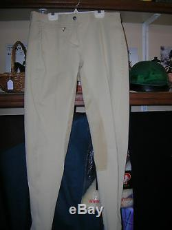 New Trainers Choice Full Seat Breeches, Jackie Model, 28r, Low Rise, Beige