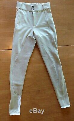 New witho tag FITS Performax Full Seat Breeches Front Zip Size Small Sahara