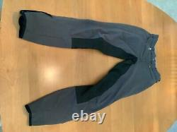PIKEUR FULL-SEAT DRESSAGE BREECHES Mondega in a beautiful blue color. Size 32