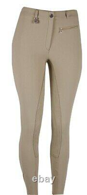 PIKEUR full seat Off white Breeches size 30 Lightly Used. Worn Twice