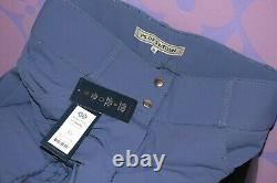PS of SWEDEN PSOS $260 ZOE Dove Blue Fullseat Breeches sz 38 NWT -Sold Out