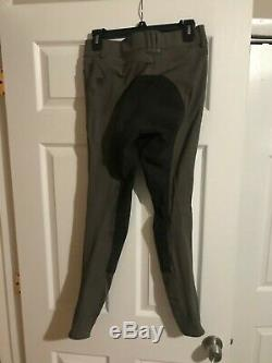 Romfh Sarafina Full Seat Breeches, 26 Long, Color Wood. Excellent condition