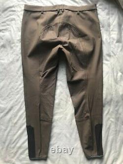 S1657 Breeches PIKEUR KIRA Comfort GRIP, size US 32/34 new withtags