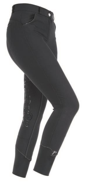 Shires Chancery Women's Full Seat Riding Breeches With Silicone Print
