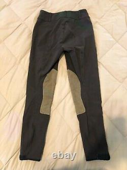 Tailored Sportsman Trophy Hunter Breeches Size 26 Brown