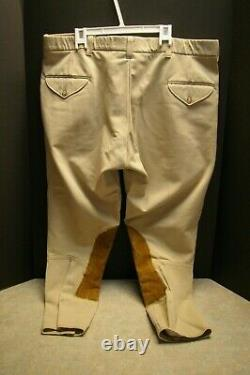 The Tailored Sportsman English Trophy Hunter Riding Breeches Size 40