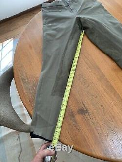 Trainer's Choice Fullseat Breech withGenuine Suede /Leather size 36R Riding Pants