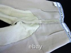Trainer's Choice Monarch 12 Stretch High-Quality woman Full-seat Breech size 24L