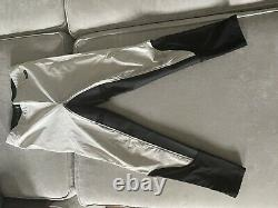 Two Pairs Of Kerrits GripTek Full Seat White Breeches Both Large Dressage Show